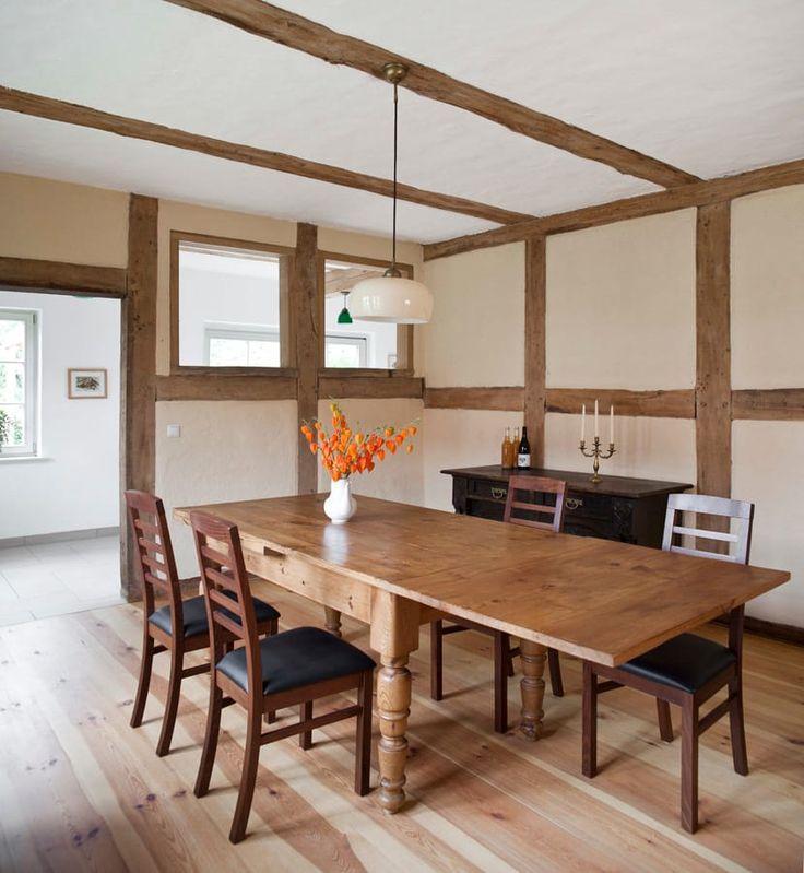 44 besten Renovierung Bauernhaus Bilder auf Pinterest Abendessen - esszimmer landhaus flair