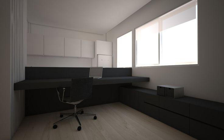Μικρό διαμέρισμα   Μαρούσι   iidsk     Interior Design & Construction