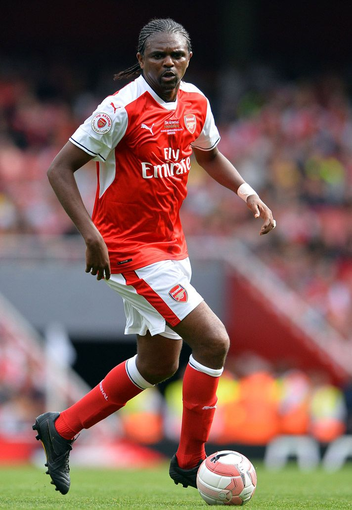 Nwankwo Kanu (Arsenal Legends) Nike Tiempo Legend IV