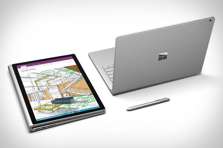 Up 'til now, the Surface has been stuck in a weird limbo between tablet and laptop. No more. The Microsoft Surface Book is designed to be a killer laptop and a killer tablet. Its unique hinge lets you detach the...