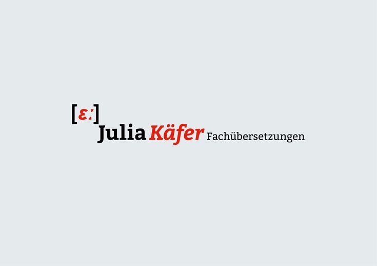 Übersetzen für Profis: Julia Käfer Fachübersetzungen