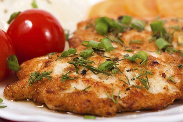 Cómo preparar chuletas de pollo