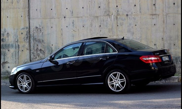 E200 E 200 CGI PRIME 2010 Mercedes E200 E 200 CGI PRIME