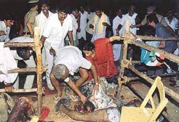 rajiv gandhi killed some-dead