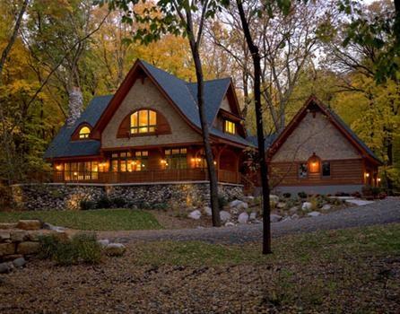 Cedar shake home for the home pinterest for Cedar shake house
