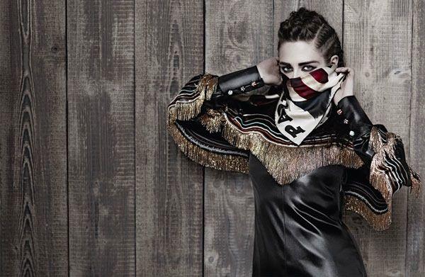 Finally! Kristen Stewart in Chanels Paris Dallas Ads by Karl Lagerfeld
