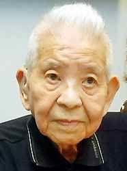 Tsutomu Yamaguchi, survivor of two atomic bombs