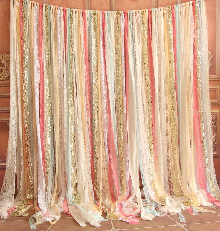 Diy Wall Draping For Weddings That Meet Interesting Decors: 208 Best Curtain Backdrop Images On Pinterest