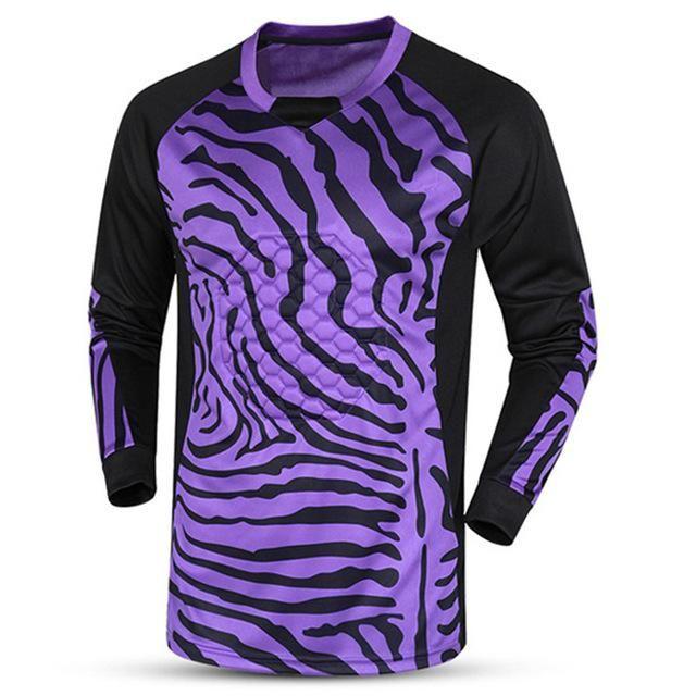 LIDONG Men's Rugby Goalkeeper Jersey (5 Colors)   Football