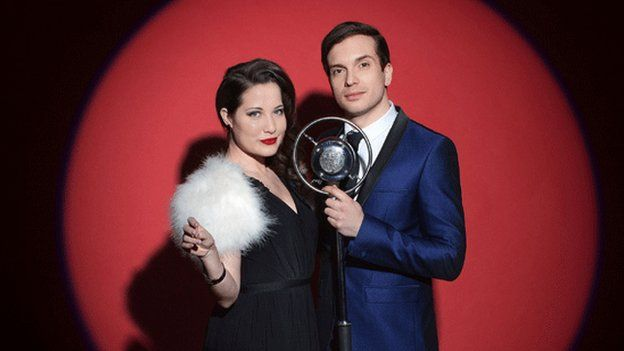 Eurovision: UK Duo Electro Velvet earn mixed reaction I think it's brilliant; best song we've had in such a long time.