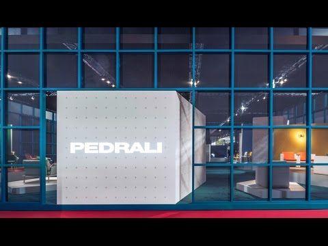 Pedrali at Salone del Mobile 2017 - 6 days at the fair