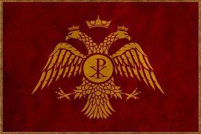 39de0ecc5e2 Byzantine Empire Flag by Fraztov.deviantart.com on @DeviantArt ...