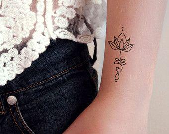 Mandala tatouage / Boheemse tijdelijke tattoo / boho door Tattoorary