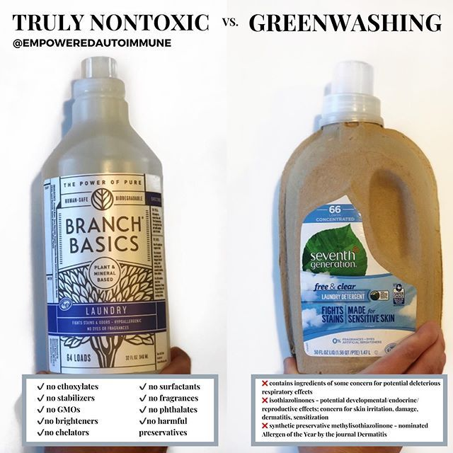 Ad It Is Important To Use Nontoxic Cleaning Agents As Many