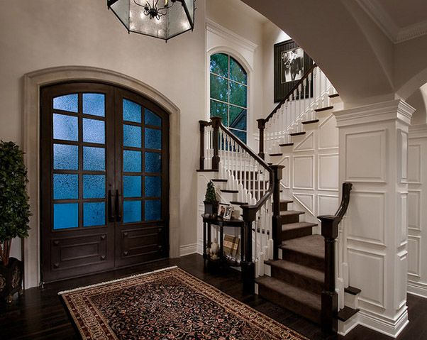 30 best house plans exterior images on pinterest for Archway garage doors simi valley