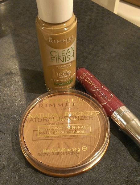 Maquillaje bronceado natural por menos de $30 #cbias, #shop and #RimmelRealBeauty