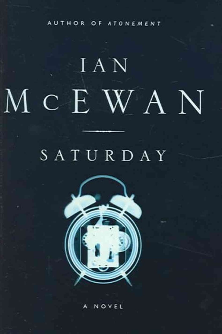 A 'saturday' In The Life With Novelist Mcewan