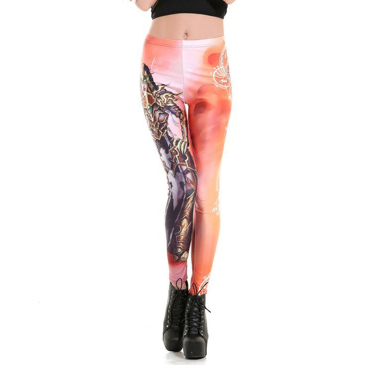 New Fashion Women leggings Super HERO Leggins Printed legging for Woman pants Pencil Trousers Leggings