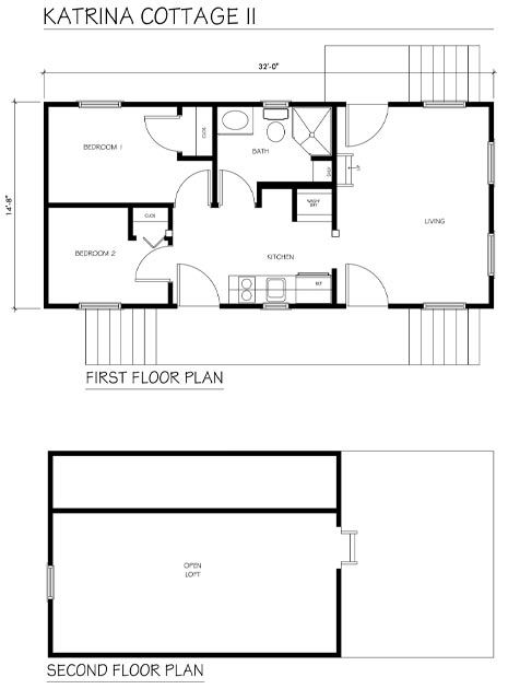 17 best images about katrina cottages on pinterest plan for Katrina cottage floor plans
