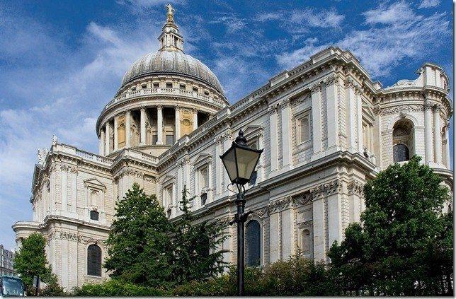 Собор Святого Павла в Лондоне - Путешествуем вместе