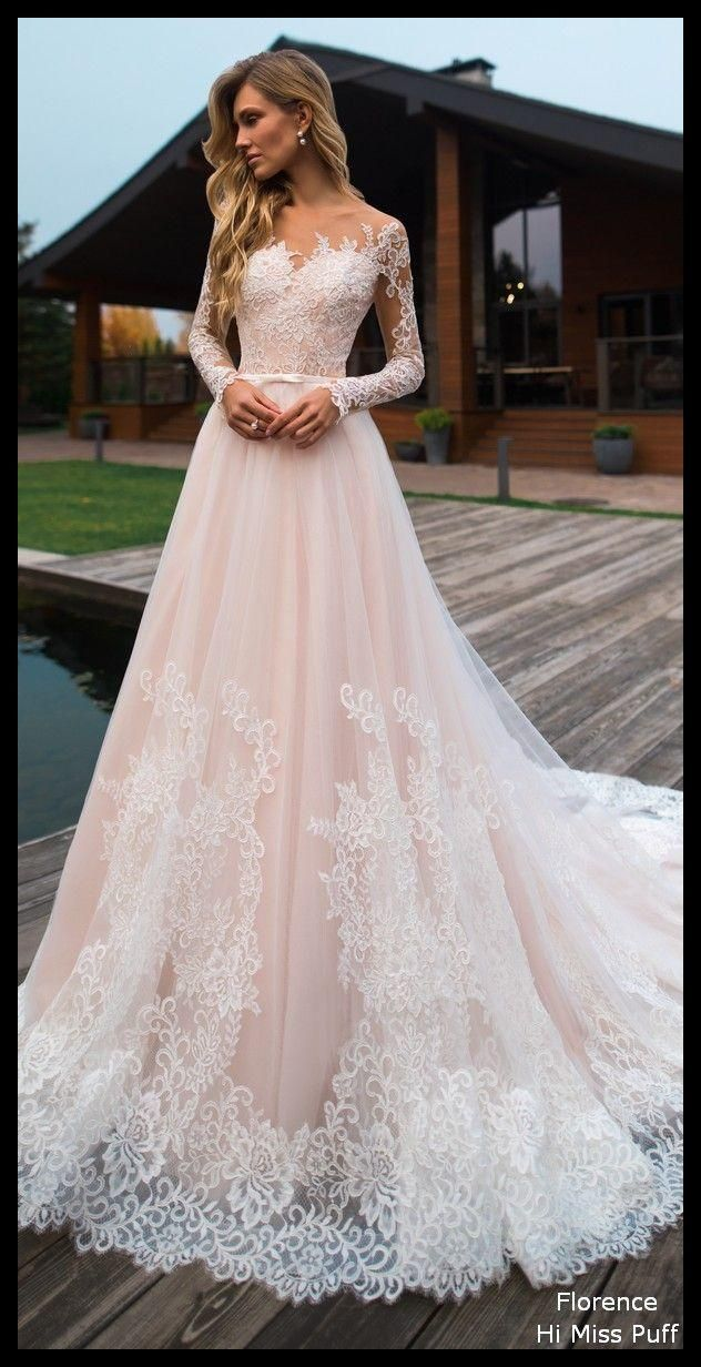 Florence Wedding Fashion 2019 Despacito Wedding Dresses … | Nice hairstyles