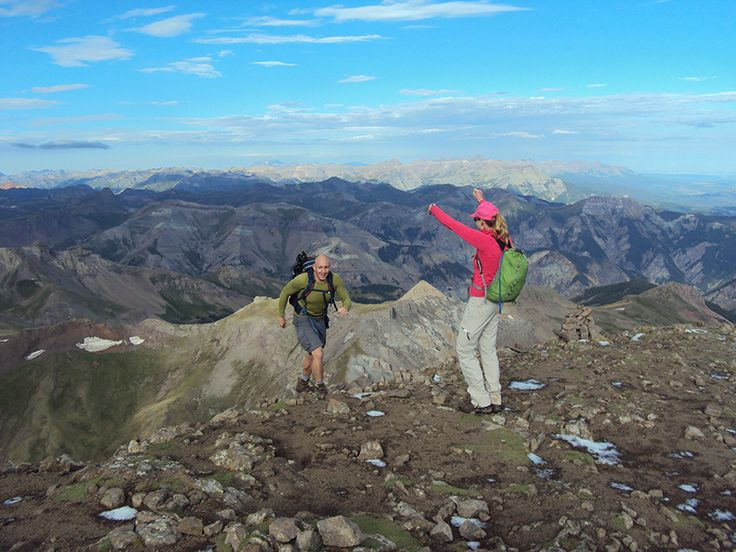 Colorado's Top Ten Must-Hike 14ers: The Best 14,000 foot Peaks in the Colorado Rocky Mountains