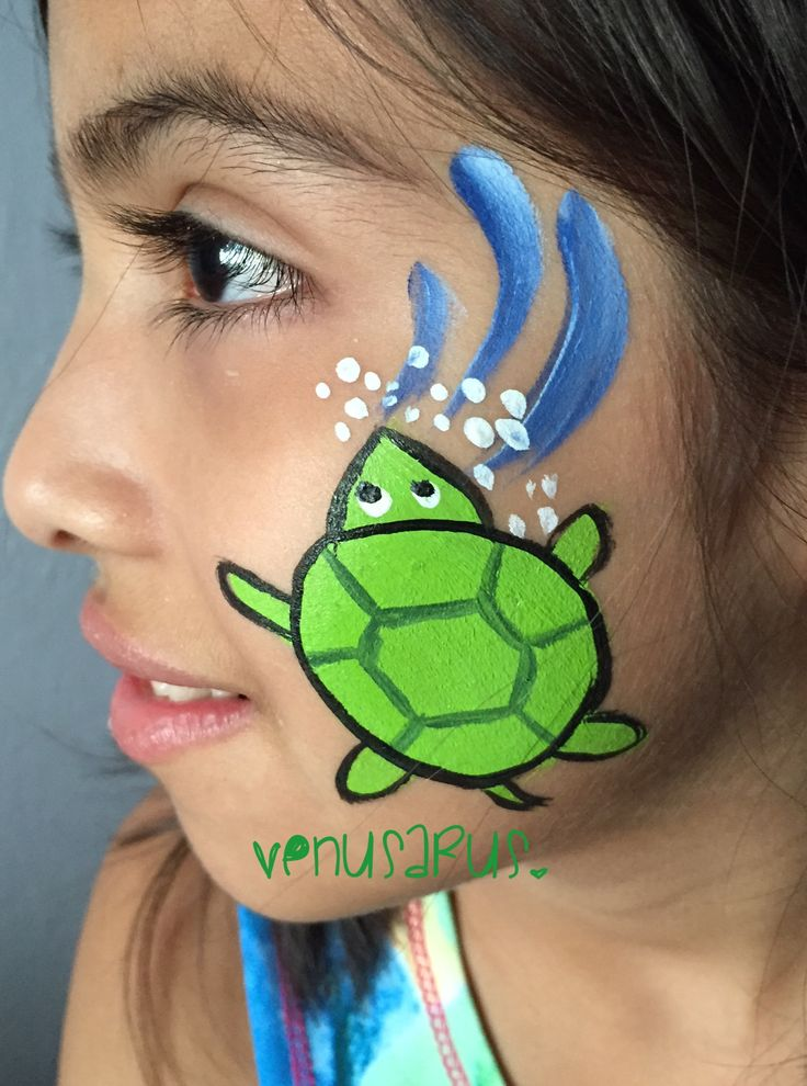 Best 25+ Easy Face Painting Ideas On Pinterest