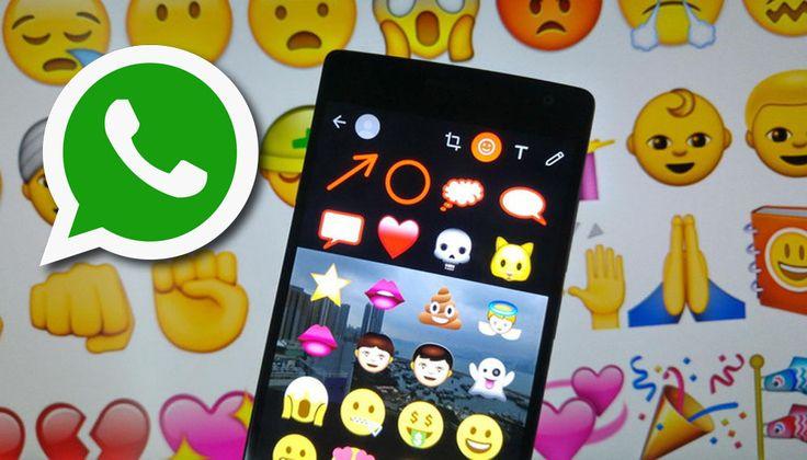 Aggiornamento WhatsApp fotocamera: nuove funzioni per disegnare, scrivere, ridimensionare, inserire emoji su foto e video. Come funziona il photo editor.