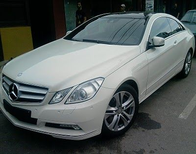 Itaúna Super Carros: Mercedes Benz E350 Coupe..love it..need it in Red..please.
