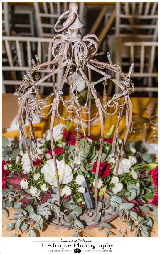 Wedding table accessories the love bird theme wedding Photographer Daniel L Meyer