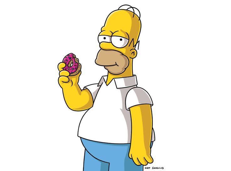 Celebrate National Donut Day With Homer Simpson  Homer Simpson, The Simpsons, National Doughnut Day