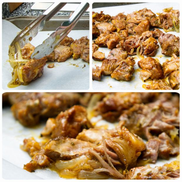 pork carnitas - The BEST pressure cooker recipe (when you add a couple jalapenos and a habanero.