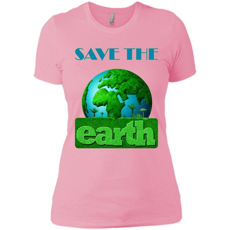 Earth Day Recycle Green Save Earth Think Green T-Shirt