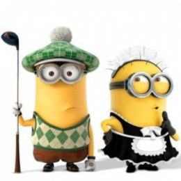 Silly Despicable Me Minion Character Costumes.
