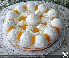 Schneeball Torte                                                                                                                                                      Mehr