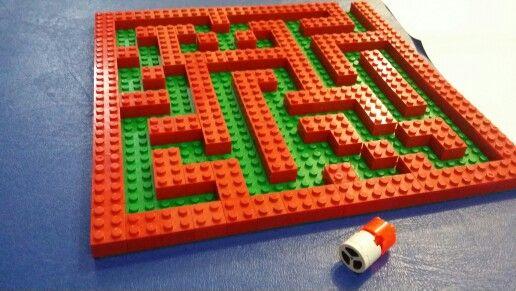 Labyrinth. #lego #lego15min