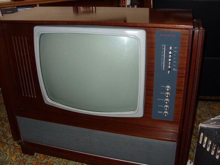 1967 Decca CTV25 Hybrid Dual standard