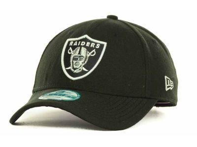 Oakland Raiders New Era NFL League 9FORTY Cap