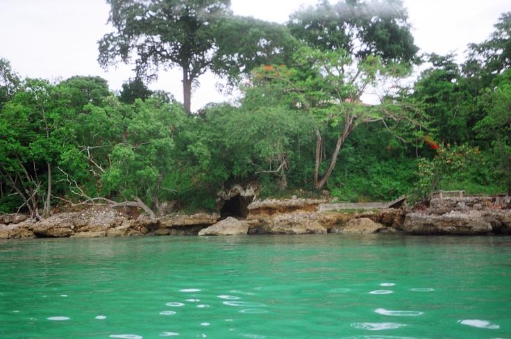 Bluefields Jamaica on our Honeymoon.  Beautiful.