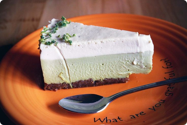 Cafe Gratitude: I need to try this key lime pieLimes Chessecake, Cafes ...