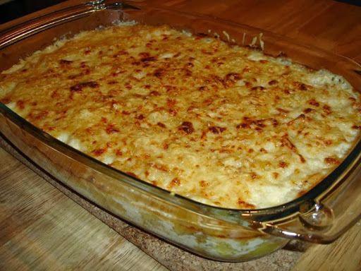 Comida Portuguesa | Bacalhau com Natas - http://www.mytaste.pt/r/comida-portuguesa--bacalhau-com-natas-7877641.html
