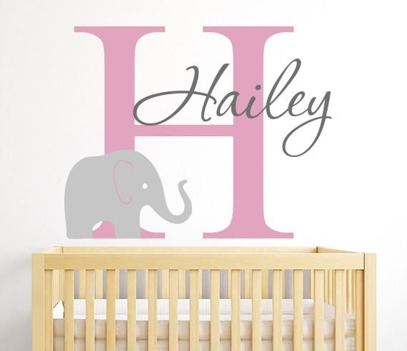Elephant Wall Decal                                                                                                                                                                                 More