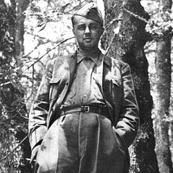 Enver Hoxha as a partisan 1944  - Wikipedia, the free encyclopedia