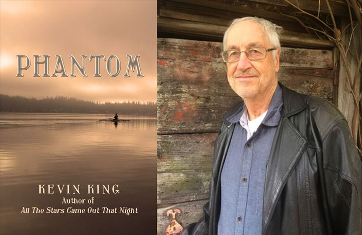Interview With Kevin King, author of Phantom