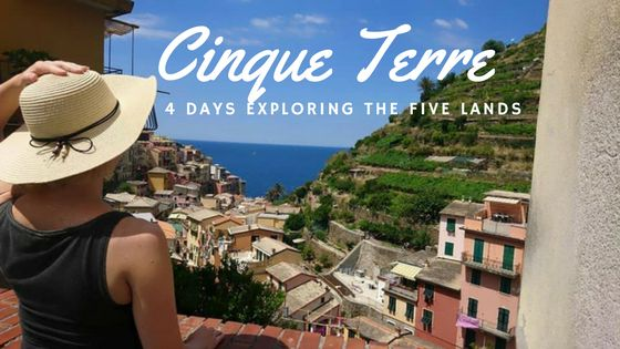 4 days in Cinque Terre as a couple including things to see and do, where to eat and drink, where to stay, general tips and travel itinerary.