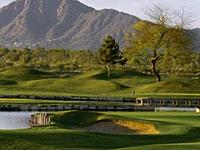 ASU Karsten Golf Course Pete Dye 1989 Tempe