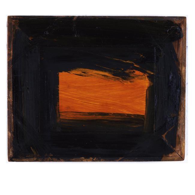 Howard Hodgkin - Heat and dust, 2010.