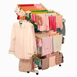 Home Power Laundry Hanger Orange Buy Online Now On Star