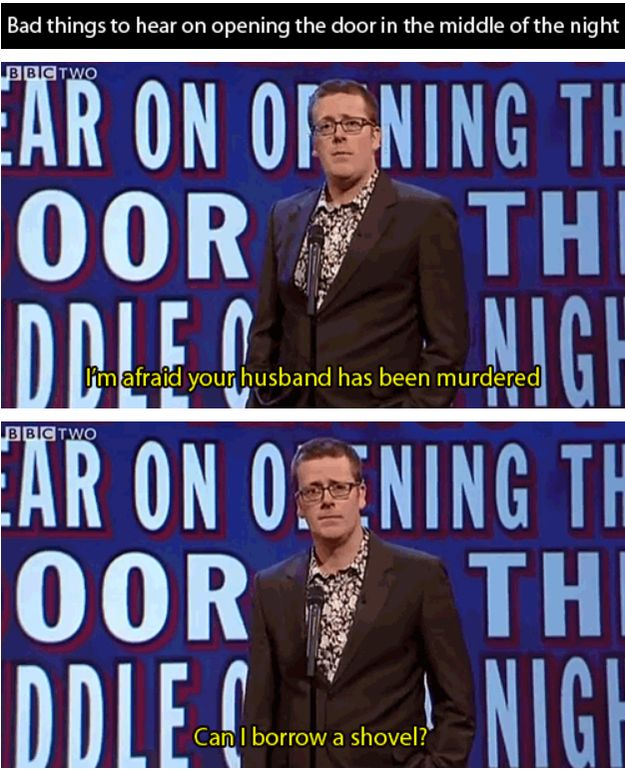 "When Frankie Boyle was Frankie Boyle. | 31 Times ""Mock The Week"" Was Really Fucking Funny"