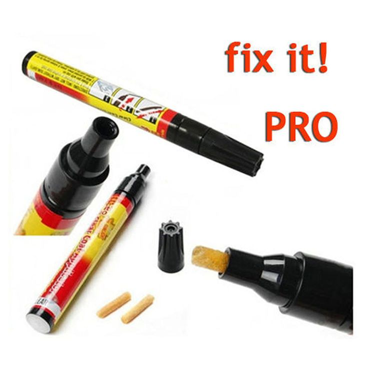 Permanent Water ๏ Resistant Works on all colors Fix It Pro Clear Car 【 Coat Scratch Cover Remove Repair Painting PenPermanent Water Resistant Works on all colors Fix It Pro Clear Car Coat Scratch Cover Remove Repair Painting Pen